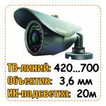 Камеры наблюдения Satvision S1