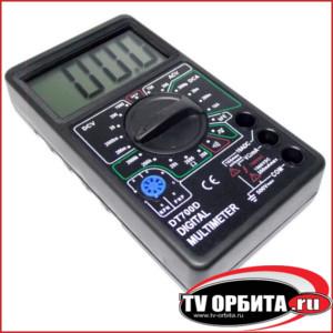 Цифровой мультиметр DT-700D