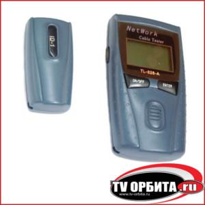 """Тестер Кабеля """"многофункциональный""""  TL-828A(RJ-45)"""