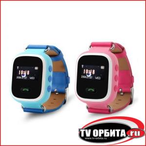Часы детские с GPS GP-02
