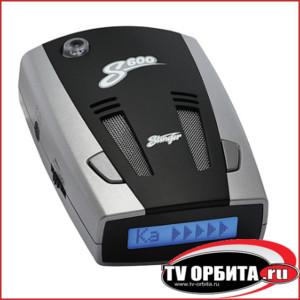 Антирадар Stinger S600