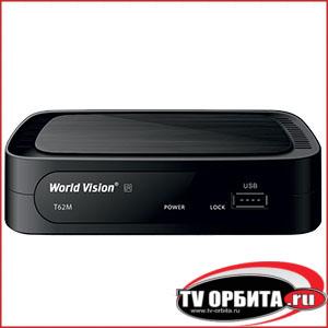 Приставка цифрового ТВ (DVB-T2) World Vision T62M