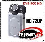Автомобильный видеорегитратор TEXET DVR-500 HD