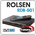 DVB-T2 ���������  ������ RDB-501