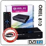 Эфирный цифровой ресивер DVB-T2 ORIEL 810