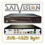 Регистратор видеонаблюдения Satvision SVR-4325 light