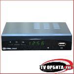 Приставка цифрового ТВ (DVB-T2) Oriel 314D