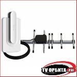 Комплект усиления GSM сигнала (сотовая связь) Sotobox 2.0