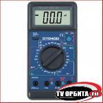 Мультиметр DT840D