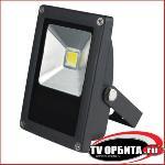 Прожектор VOLPE ULF-Q508 10W IP65 110-265B черный