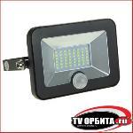Прожектор светодиодный ASD СДО-5Д-20 20Вт 230В 6500К 1500Лм IP65 LLT с датчиком движения
