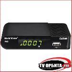 Приставка цифрового ТВ (DVB-T2) World Vision T63